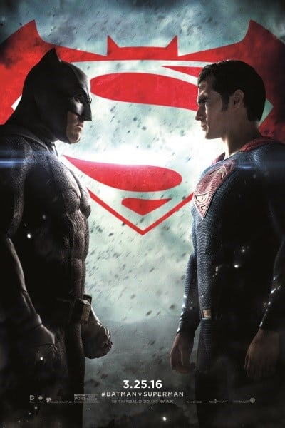 MIDNIGHT MOVIE! Batman v Superman! THURS 24 Mar @ 9.15p (IMAX 3D)