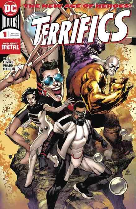 Wednesday Morning Comic Books! 28 February