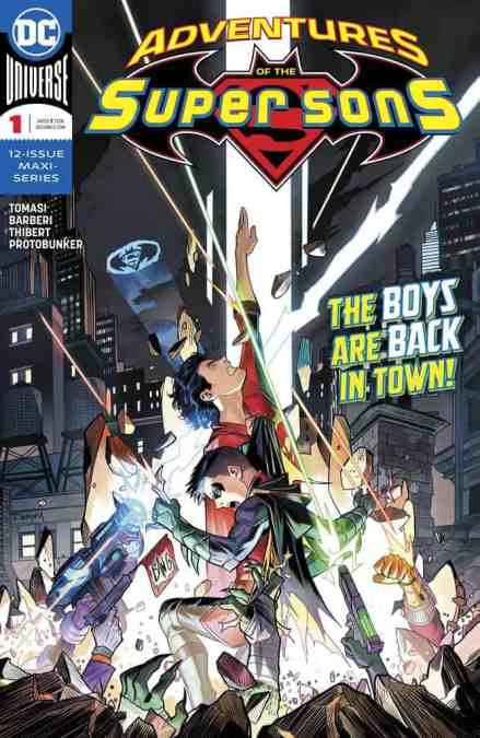 Wednesday Morning Comic Books! 1st August