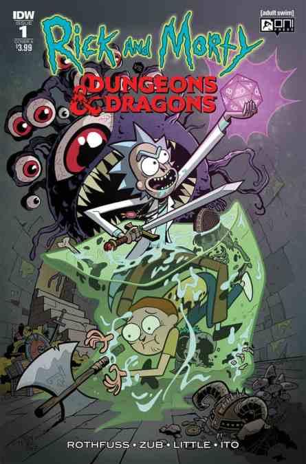 THURSDAY Morning Comic Books! 30 August