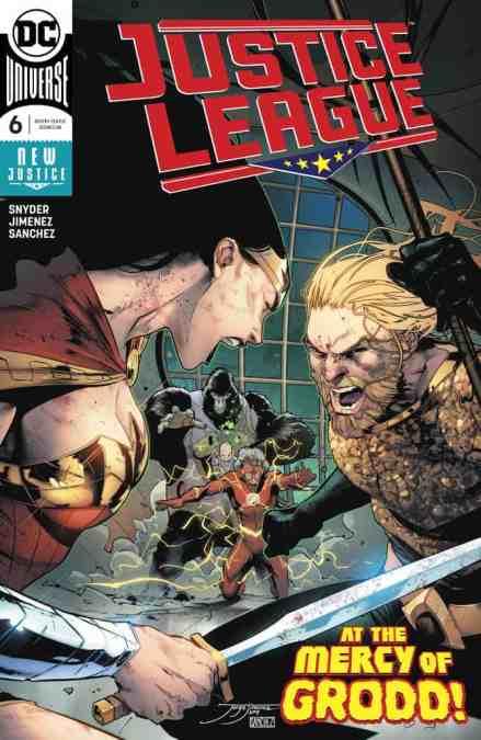 Wednesday Morning Comic Books! 15 August