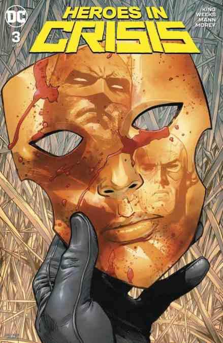 Wednesday Morning Comic Books! 28 November