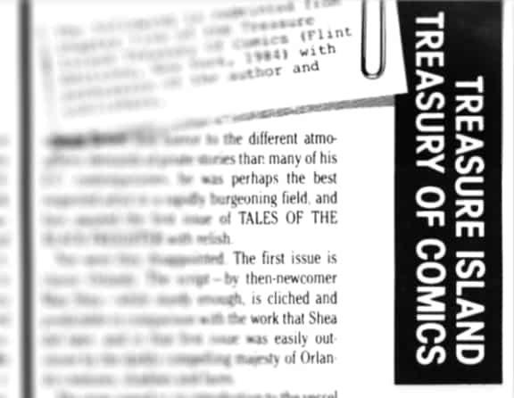 Treasury of Comics #0