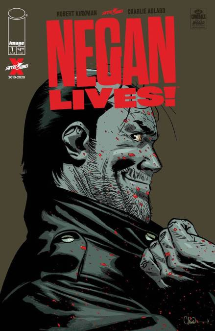 NEW THIS WEEK: NEGAN LIVES…!