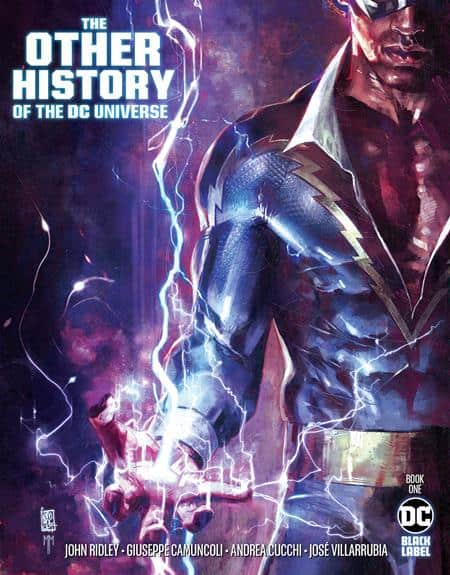 New This Week: THE OTHER HISTORY OF THE DC UNIVERSE & I WALK WITH MONSTERS begin..!