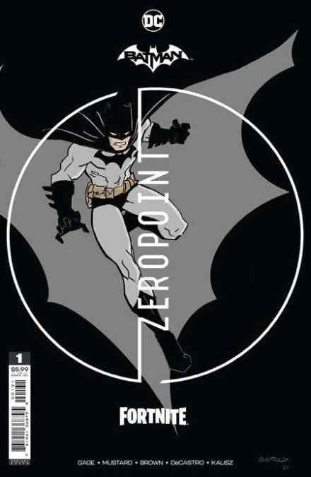 New This Week: BATMAN/FORTNITE: ZERO POINT #1, WAY OF X #1, WOMEN OF MARVEL #1, MANY DEATHS OF LAILA STARR #1 & YOU PROMISED ME DARKNESS #1!