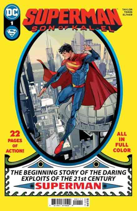 New This Week: AMAZING FANTASY #1, SUPERMAN SON OF KAL-EL #1 & ICON & ROCKET SEASON ONE #1!