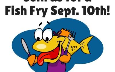 Treasure: Back on Track Fish Fry