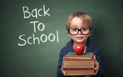 Treasure Kid's Back to School!