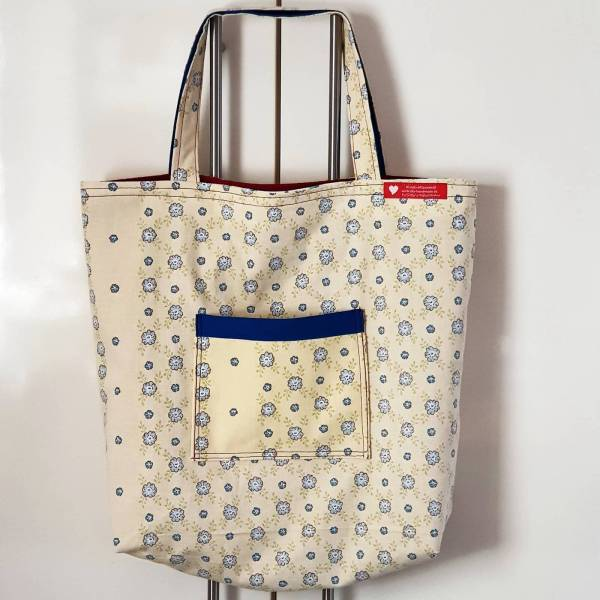 Wendetasche upcycling