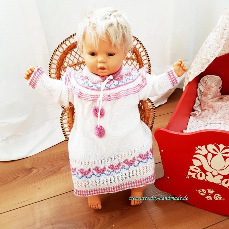 vintage Baby Kleidchen