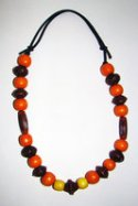 Necklace     Size  Small/Adult   8.5 in to 10.5 in