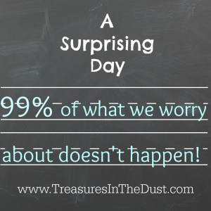 A Surprising Day