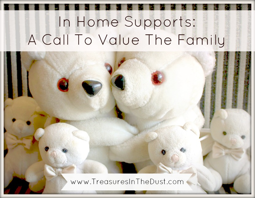 In-Home Services: A Call To Value The Family