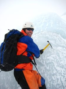 Climbing Volcan Villarica in Southern Chile!