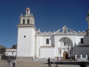 Basilica de Nuestra Señora de Copacabana