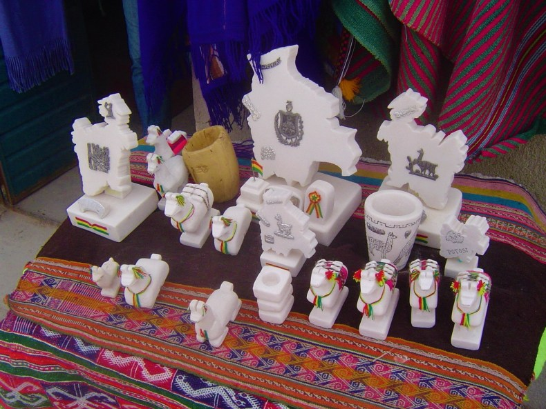 These little salt statues are perfect souvenirs for family and friends!