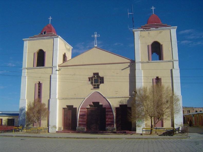 Uyuni Church
