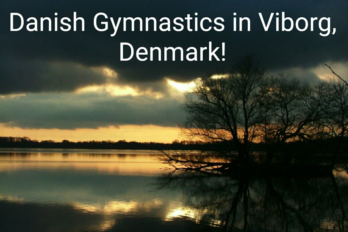 Danish Gymnastics in Viborg, Denmark!