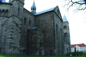 Viborg Cathedral is presumably the biggest granite church in the world.