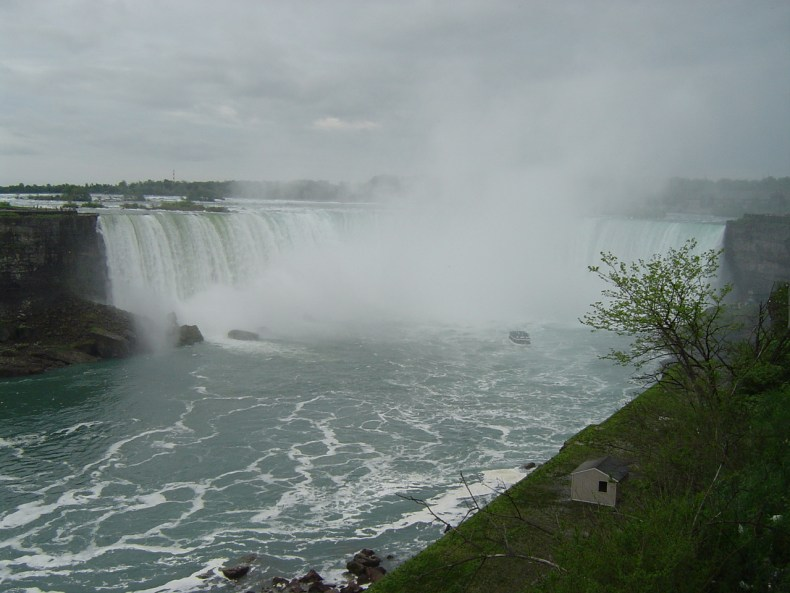Battle Of Niagara Falls The American Side Vs The Canadian Side Which Is Better