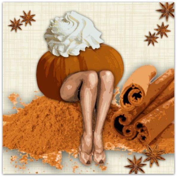 Miss Pumpkin Spice