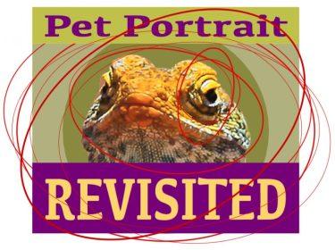 Pet Portrait Revisited exhibition