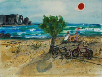 McCall Gary_Emerald Beach_Acrylic