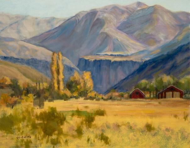"""Grand Vistas"", Oil, 11x14"