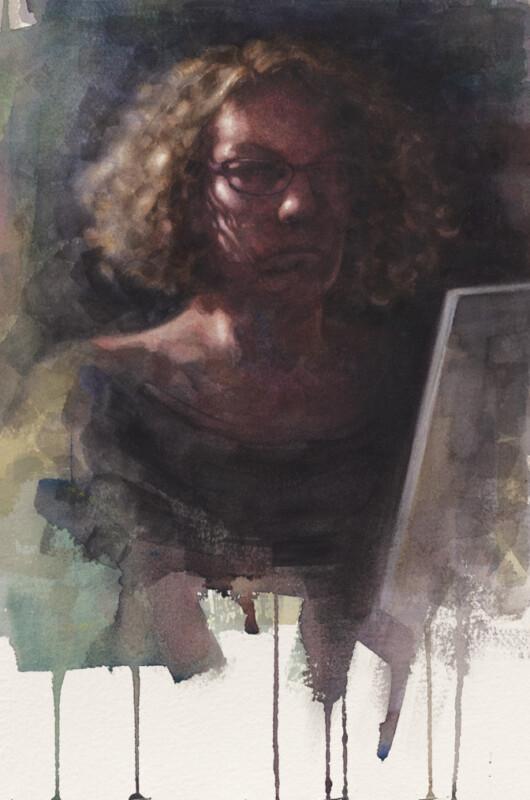 Trott, self_portrait