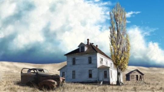 """Mountain Home"", Digital"