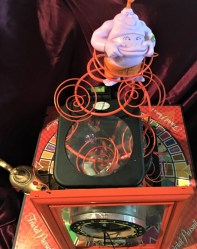 """""""In Pursuit of A Ladens Lamp"""", Mixed 3D interactive working clock and Genie 20""""X20""""X 22"""""""