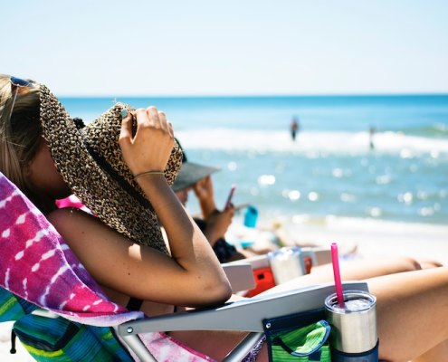 Protect yourself from melanoma and skin cancer.