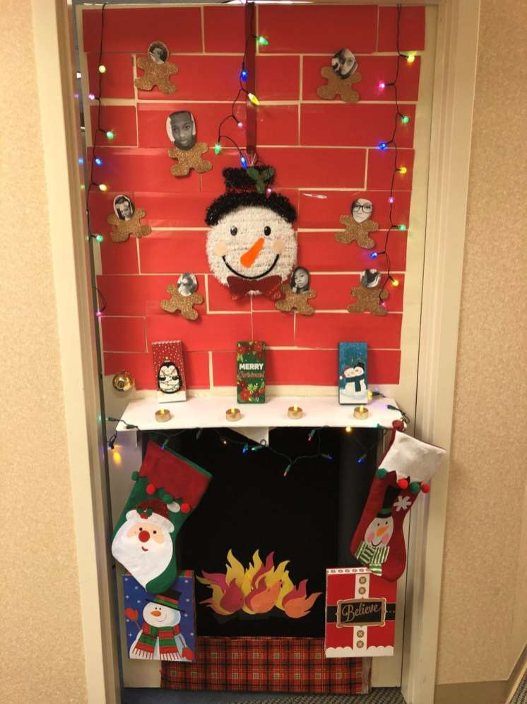 Christmas Door 10