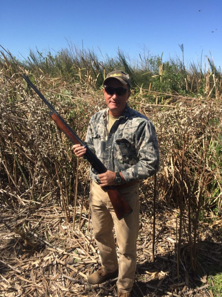 Dr. Sigmon Hunting   Feb. 2019 Provider of the Month