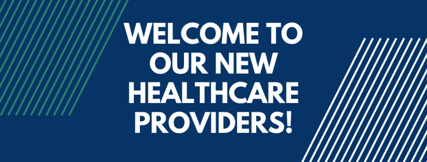 SERO welcomes new providers in 2020