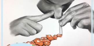 المخدرات تدمر العقل لا تسبب الابداع