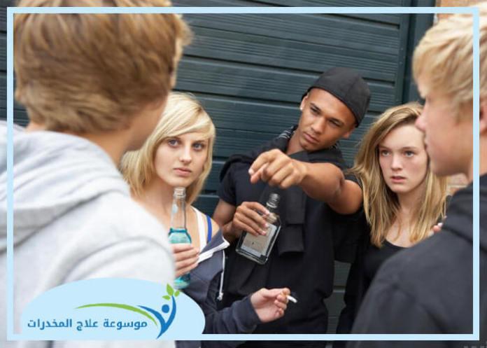5 من أسباب إدمان المخدرات