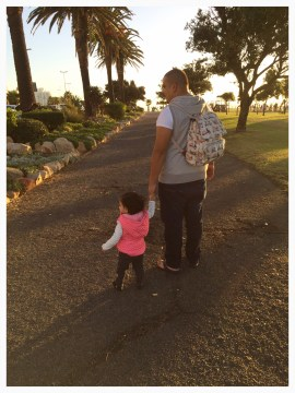 father and daughter unbreakable bond