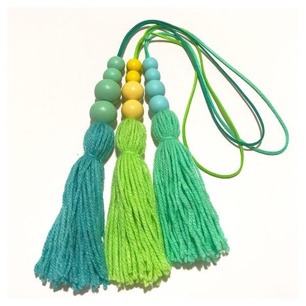 tassel wall hangings