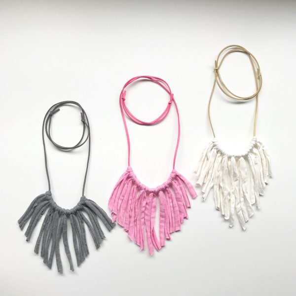 Fringe Necklaces