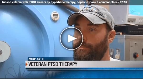 Tucson Veteran with PTSD