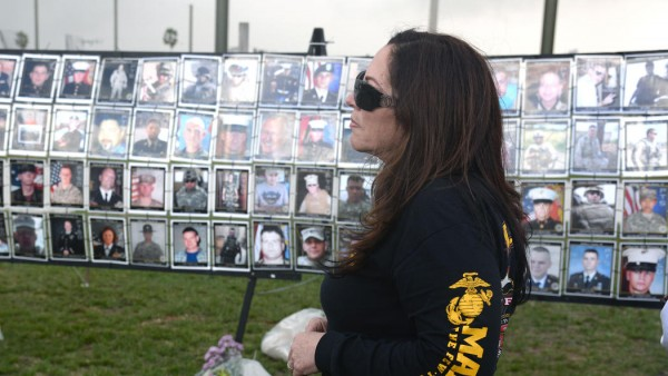 Janine Lutz, Live to Tell Ride, Marine suicide