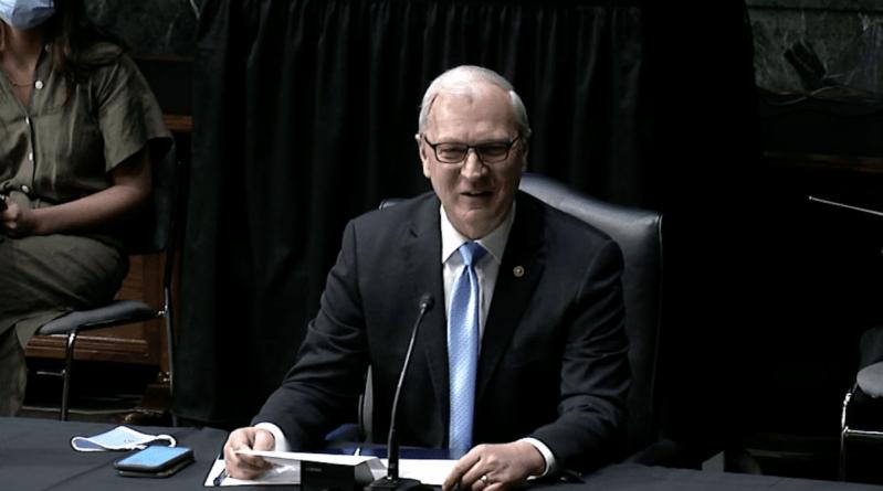 Sen. Cramer Pushes HBOT Treatment with VA Secretary Nominee