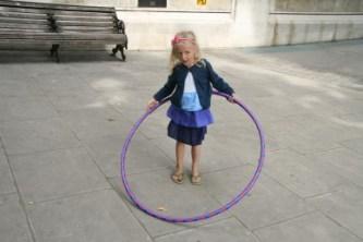 Hoola Hooping beginner