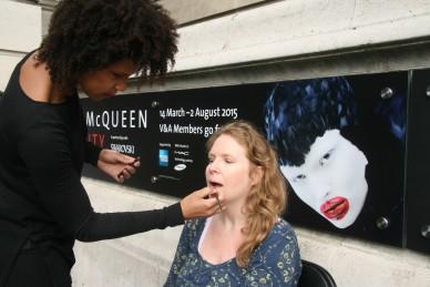 Make Up for Naomi