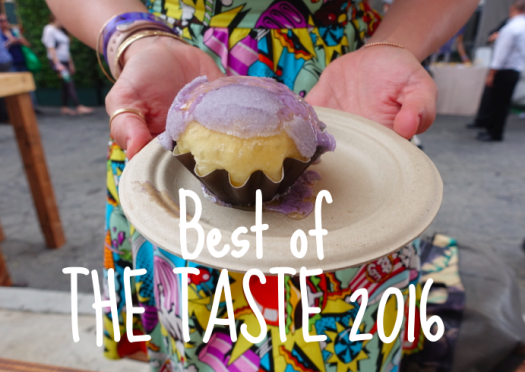 The Best of The Taste 2016