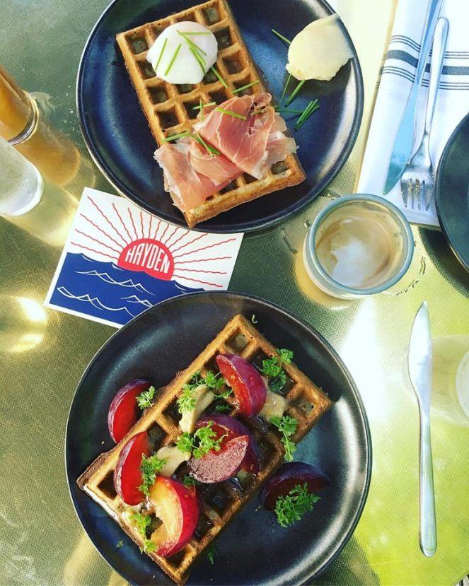 best waffles Los Angeles
