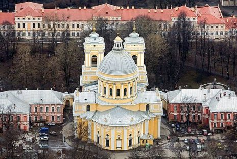 Резултат слика за lavra aleksandra nevskog u sankt peterburgu