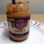 Krema Peanut Butter {Giveaway Closed}